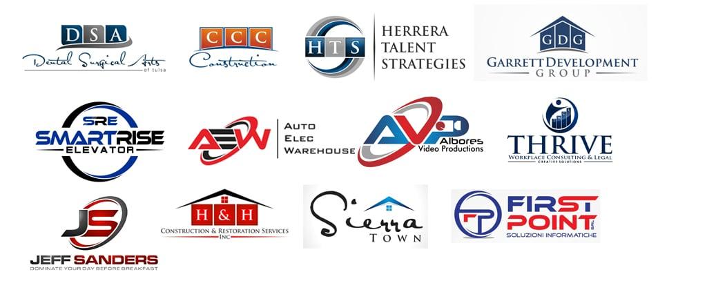 generic logotypes 17