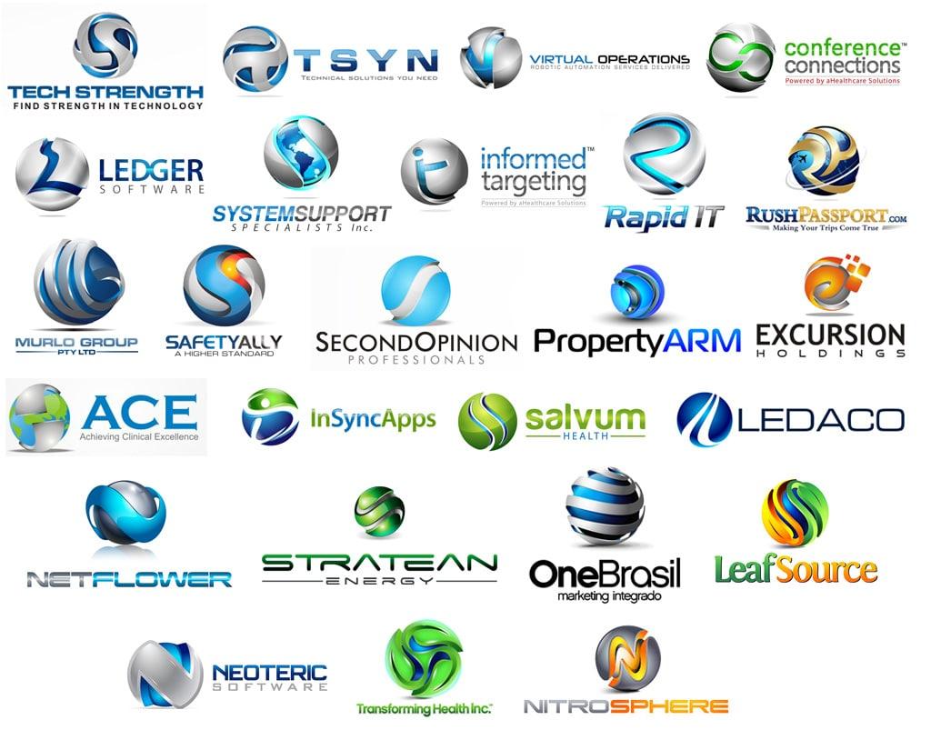 generic logotypes 8