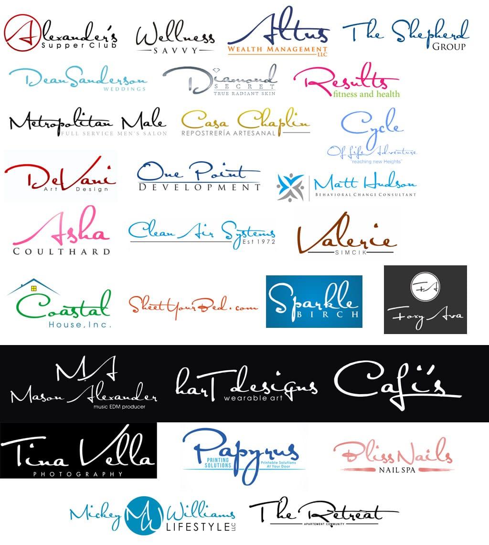 generic logotypes 4